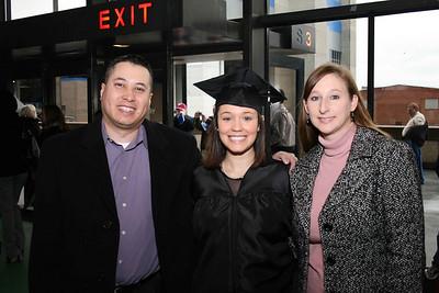 Elisabeth's MTSU Graduation 2009