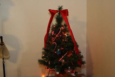 Their Christmas tree.