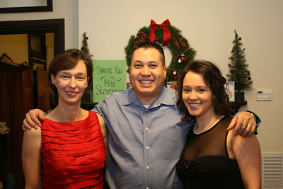 Leisa, Michael and Elisabeth.
