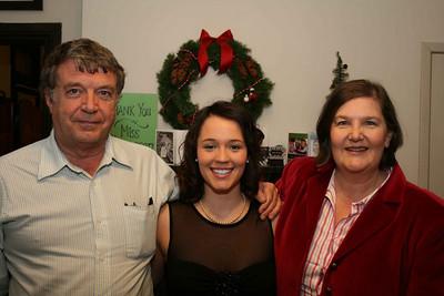 Gene, Elisabeth and Portia