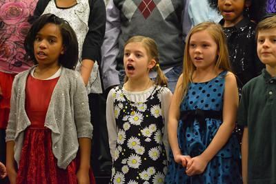 Erin's 3rd Grade Spring Concert