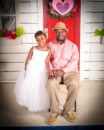 RCES Valentine Sweetheart Ball 2-13-15