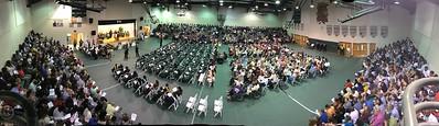 Woodland Graduation 2018