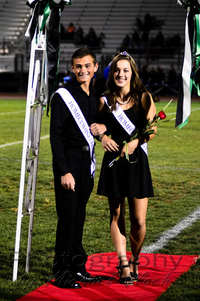 2013 Homecoming Court and Ceremony
