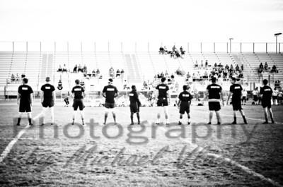 2013 Sophomore Powder Puff Cheerleaders