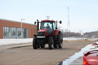 FFA Drive Your Tractor to School 2011