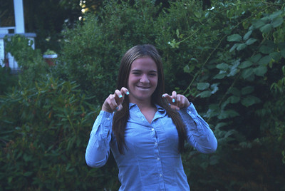 Stephanie's First Day of Ballard High School