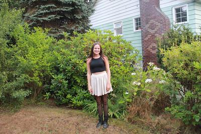 Stephanie's first traumatic week of 11th Grade