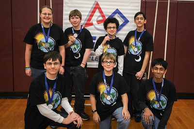 Oxford FLL Regional Qualifier - 1/3/2015