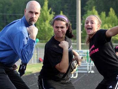2011 Forest Park Varsity Girls Soccer Spring Season