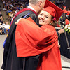 "Fairview Don Stensrud gets a big hug from Melissa Schriener after she gets her diploma.<br /> For more photos and a video of Fairview, go to  <a href=""http://www.dailycamera.com"">http://www.dailycamera.com</a>.<br /> Cliff Grassmick / May 20, 2012"