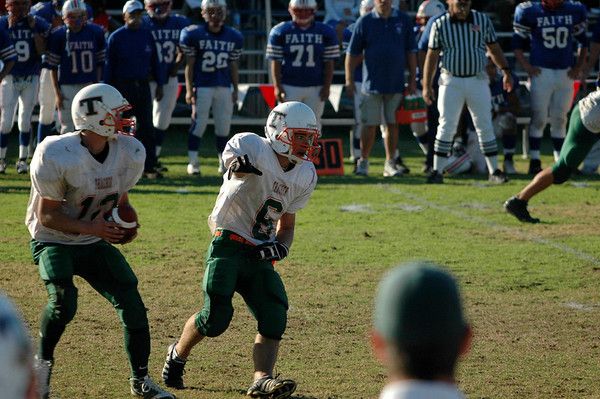Faith Baptist vs Thacher - 2008