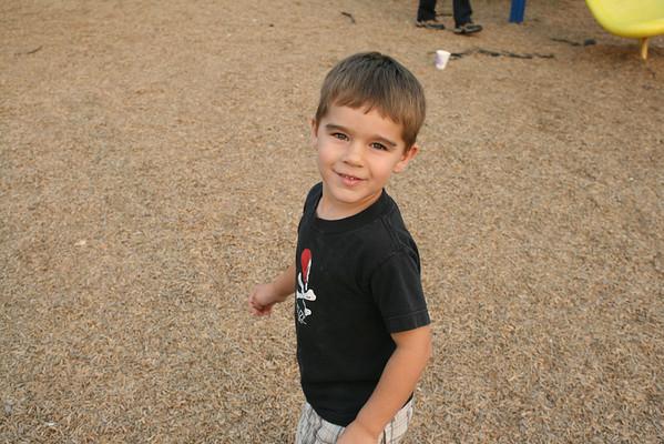 Fall School BBQ 2009