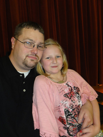 Father / Daughter School Dances