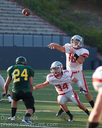 TD pass by Drew Sharkey