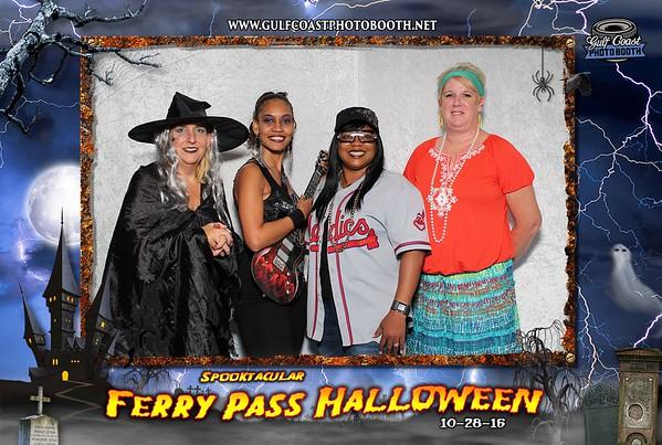 Ferry Pass Halloween 2016