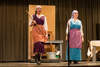 "SEHS Presentation of ""Fiddler on the Roof"" March 27, 2015"