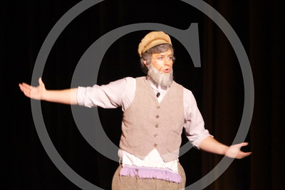Fiddler on the Roof 1-31-15