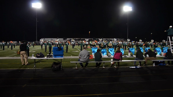 This is the Westlake Band performance of the Senior Dance at Brecksville/Broadview heights. 11/13
