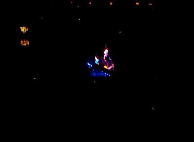 john mayer concert in msg