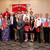Fitchburg High honored 21 seniors during their annual Scholars' Banquet on Wednesday evening at the DoubleTree by Hilton Hotel in Leominster. SENTINEL & ENTERPRISE / Ashley Green