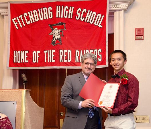 FHS 34th annual Scholars' Banquet