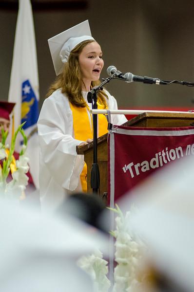 Fitchburg High 150th Graduation