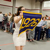Fitchburg High School graduated its 150th class on Friday evening in the school's fieldhouse. SENTINEL & ENTERPRISE / Ashley Green