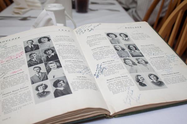 Fitchburg High School Class of 1943
