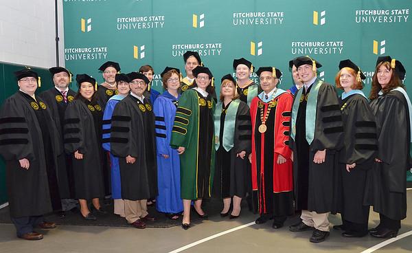 FSU Graduate Spring Ceremony