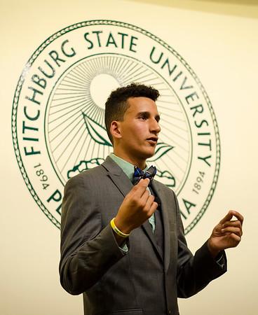 Salah Barhoum discussion at FSU