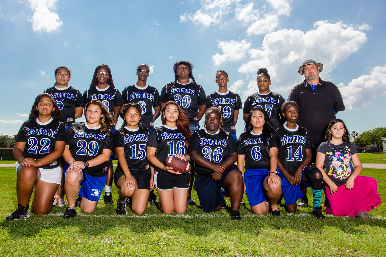 Junior Varsity Team 2014