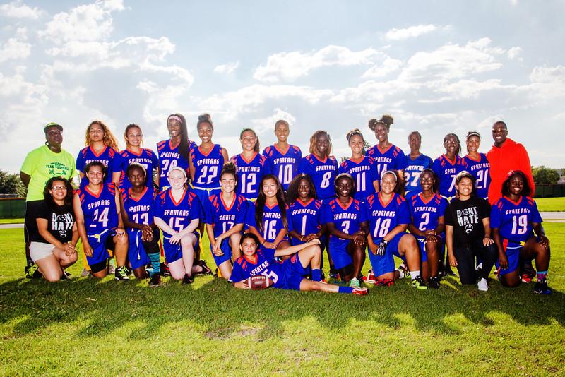 Varsity Team 2014