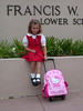 Amy first day of kindergarten 4