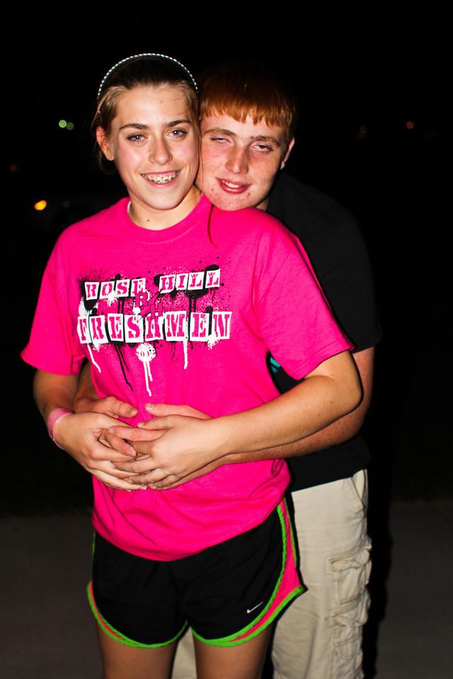 Madison and Logan
