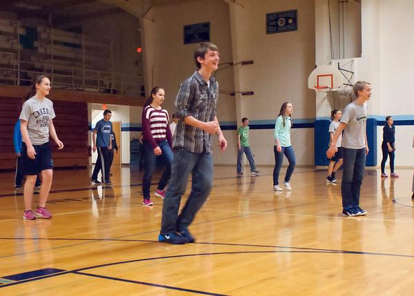 Freshmen Linedance 2015