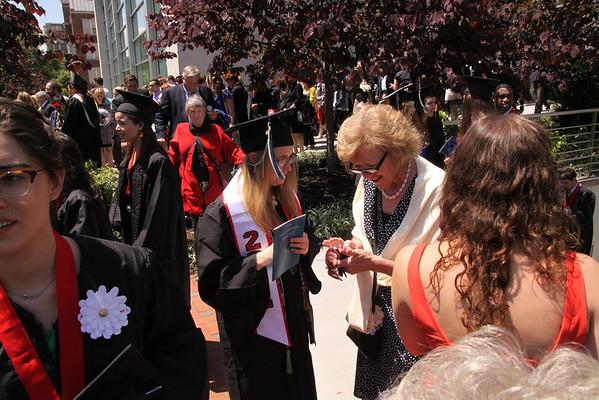 GWU Graduation