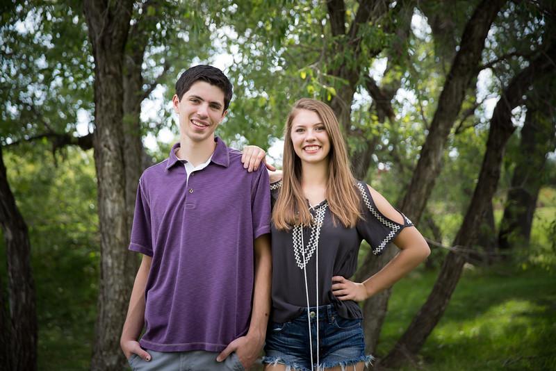 Gabrielle & Derek