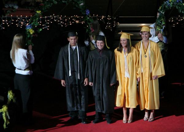 Galena HS Graduation 2007