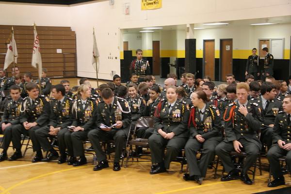 Galena HS ROTC 2007