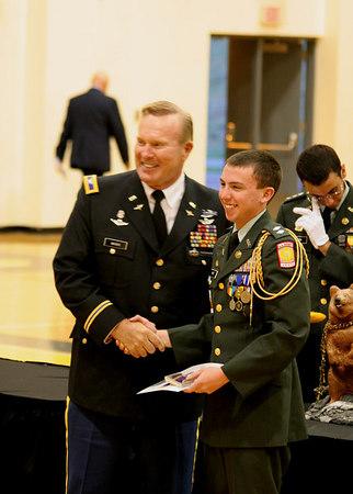 Galena HS ROTC Awards