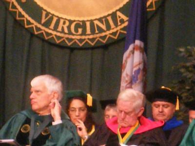 George Mason University - 2010- Graduation!