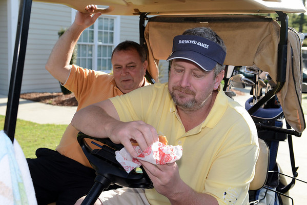 Golf Tournament Fund Raiser 2013-04-13