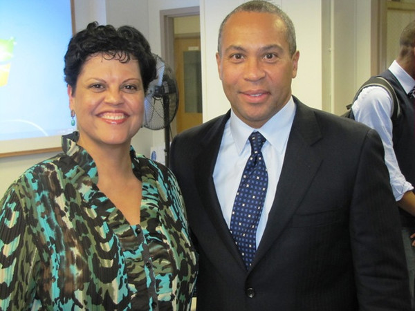 Governor Patrick Visit