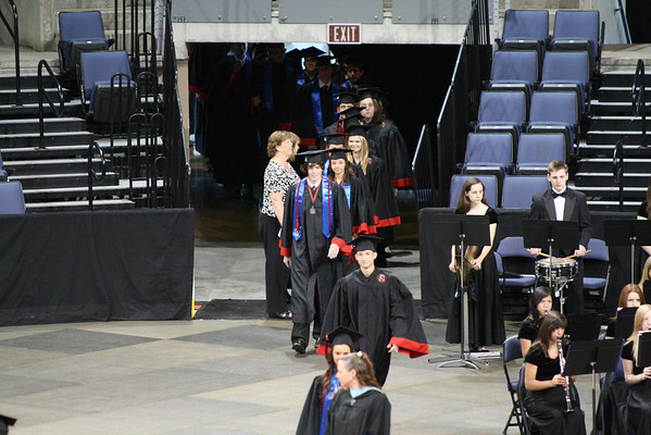 LJHS Graduation 2012