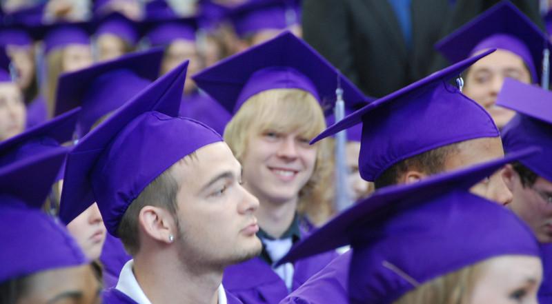 My graduate!