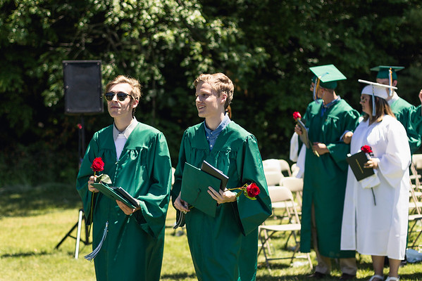 Graduation 2016: Leland & Gray  - 061816