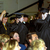 Daleville High School graduation.