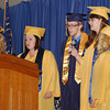 "The 2012 Shenandoah High School Commencement.  Singing of the song ""Shenandoah."""