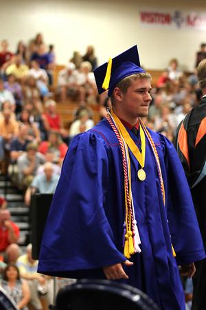 Chris Martin for THB<br /> Elwood Community High School's 2014 Graduation